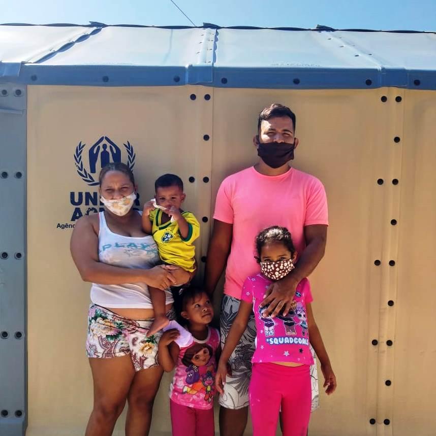 """""""Deixei minha mulher grávida e nossas 2 filhas pequenas na Venezuela para conseguir um emprego no Brasil que pudesse alimentá-las"""""""